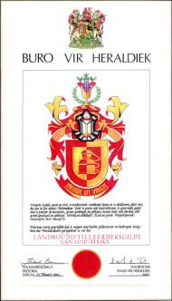 Kultuur Stokers Gilde Coat of Arms